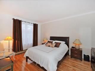 Spacious comfortable apartment close to downtown - Montreal vacation rentals