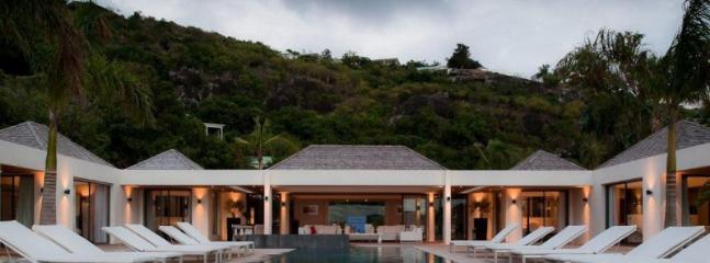 STB - PALMS5 - Palms shaded paradise - Image 1 - Gustavia - rentals