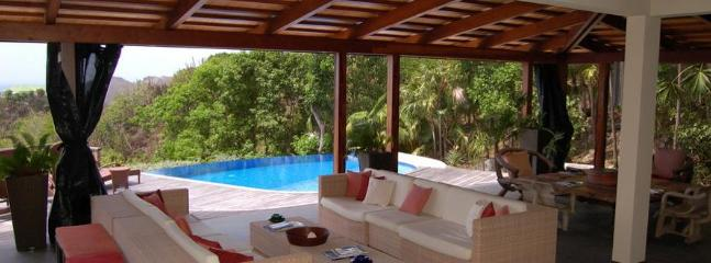 Kuban at Colombier, St. Barth - Hillside, Ocean View, Pool - Image 1 - Saint Barthelemy - rentals
