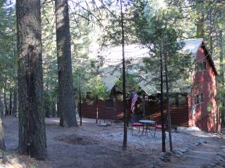 Cozy Cabin with Deck and Satellite Or Cable TV - Shaver Lake vacation rentals