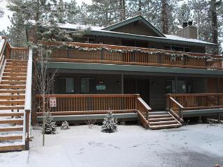 Big Bear Lake Upper Unit Steps to Snow Summit - Big Bear Lake vacation rentals