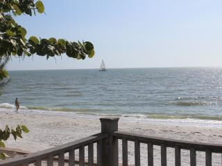 Family-friendly Beach Front Cottage - Sleeps 10 - Fort Myers Beach vacation rentals