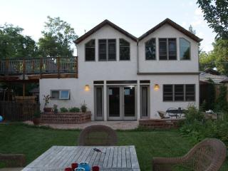 2 Story Coach House - Downtown Boulder - Boulder vacation rentals