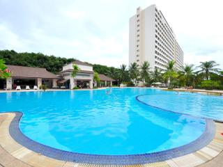 Studio in View Talay 1 condo at the beginning of the Jomtien - Pattaya vacation rentals