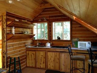 Studio on private lake (website: hidden), Alaska - Alaska vacation rentals