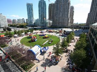 Convertible 3BR at Ovation Towers - Square One - Mississauga vacation rentals