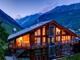 Heinz Julen Penthouse - in designer magazines - Zermatt vacation rentals