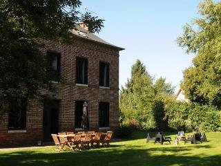 Superb Cottage with outdoor heated swimming pool - Eure vacation rentals