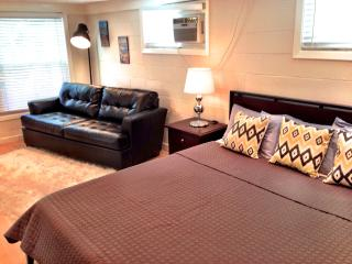 Studio Apt Only 500' From Seawall - Crystal Beach vacation rentals