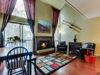 Walk to Dollar Mt. slopes from cozy condo w/pool & hot tub! - Sun Valley vacation rentals