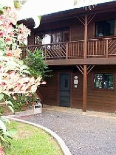 Exterior View - Wailua Hideaway-At Base of Sleeping Giant Mountain - Kapaa - rentals