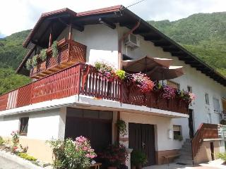 Perfect Cottage in Tolmin with A/C, sleeps 6 - Tolmin vacation rentals