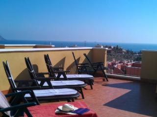 2 bed 2 bath villa with stunning sea views - Murcia vacation rentals