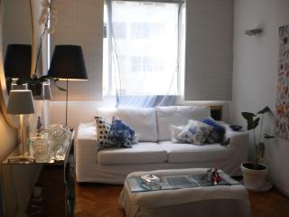 one bed flat , one block from copacabana beach - Rio de Janeiro vacation rentals