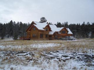 Pretty Rocky Mountain Retreat Near Buena V & Breck - Hartsel vacation rentals