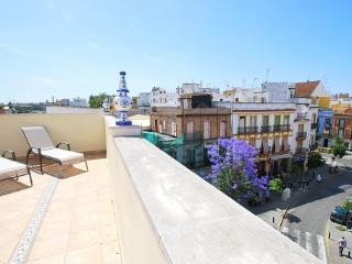[653] Fantastic apartment with terrace in Triana - Fuentes de Andalucia vacation rentals