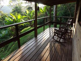Amazing view at Las Palmas Cabina 10 min from town - Dominical vacation rentals