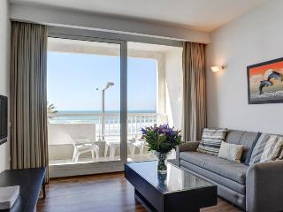 TLV / 1 BR Vacation Apt with Balcony and Ocean Vie - Tel Aviv vacation rentals