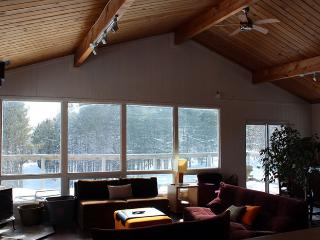 Chalet-style Cabin w/Pool + Hot Tub + Gorgeous Views - Ontario vacation rentals