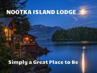 Perfect 17 bedroom Cabin in Nootka Island - Nootka Island vacation rentals