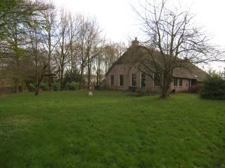 Traditional fronthouse of a farmhouse  at Dutch countryside 1,5 hrs drive from Amsterdam and SPL airport - Drenthe vacation rentals
