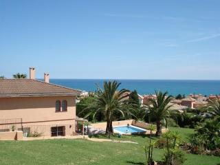 Large, beautiful apt in stunning villa. Sea views. - Estepona vacation rentals