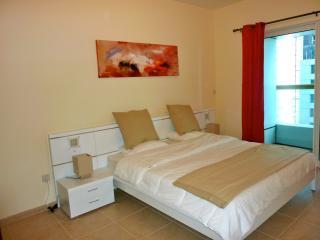 Elite modern Design One Bedroom  in Dubai Marina - United Arab Emirates vacation rentals