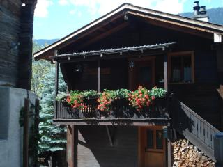 Romantic Holiday Apartment In The Walliser Alps - Bern vacation rentals