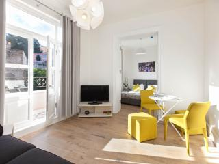 Contemporary designed one bedroom with balcony - Istanbul vacation rentals