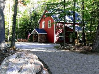 'Eco-friendly' Adk Rental W/lake Access - Piseco vacation rentals