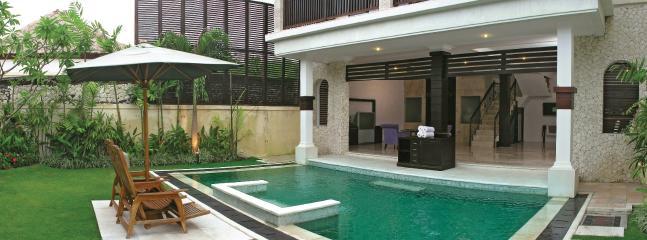 The villa outlook - 2-bedroom pool villa at Dreamland, Bali - Ungasan - rentals