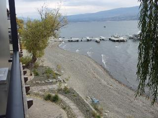 Beach View 3.5 bedroom at Barona Beach /boat slip - Kelowna vacation rentals