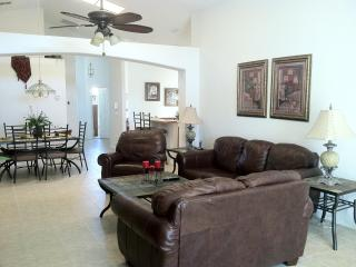 Lovely 5 Bedroom Home with Private Pool and Jacuzzi - Kissimmee vacation rentals