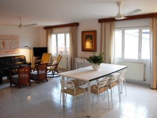 Duplex Top Floor Terrace Nice View - L'Escala 20 metres from the Beach - L'Escala vacation rentals