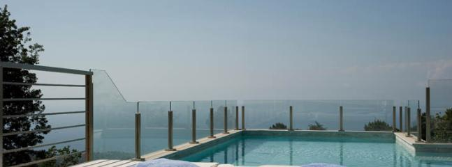 pool with sea view - santini - Amalfi - rentals