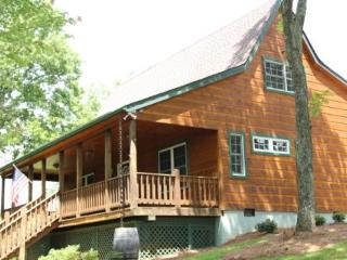Awesome Luxury Cabin Retreat Near Pilot Mountain - Pilot Mountain vacation rentals