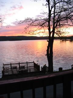 Blue Lagoon - cottage on Lamoka Lake - Bradford vacation rentals