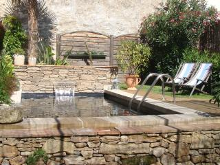 Stone house with private pool near carcassonne - Eyne vacation rentals