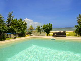 Villa Antema exclusive pool beautiful long beach - Blue Bay vacation rentals