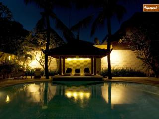 Villa 2 Bedroom Beach + Breakfast - Seminyak vacation rentals