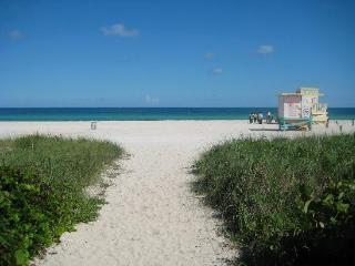 LUX Master Two Bedroom Steps from the Ocean!* - Miami Beach vacation rentals