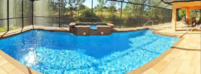Pool - Southern exposure Vacation home by the water with - Cape Coral - rentals
