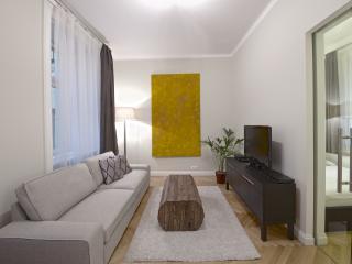 Cozy 2 bedroom Prague Condo with Internet Access - Prague vacation rentals