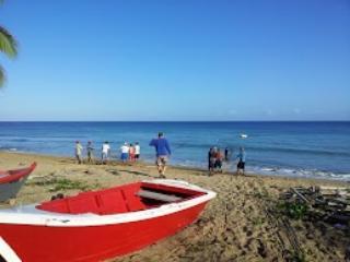 La Villa - Apt. #4 - Beachfront - Family - Aguada vacation rentals