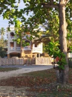 La Villa - Apt. #4 - Beachfront - Family - Image 1 - Aguada - rentals