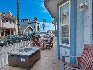 122 A 24th Street- Lower 3 Bedroom 2 Bath - Newport Beach vacation rentals