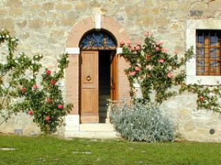 main entrance - Apartment Vignoni - Pienza - rentals