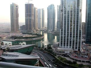444 Amazing One Bed Right Next To Metro Station - Jumeirah Lake Towers vacation rentals