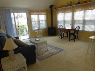 Harbor View apartment overlooking garden - Southwest Harbor vacation rentals