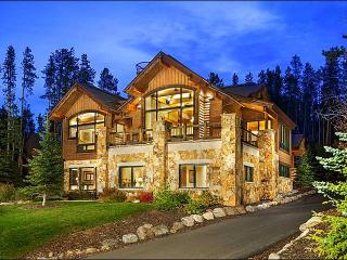 Opulent Home with Top of the Line Amenities - Wonderful Slope and Forest Views (13531) - Breckenridge vacation rentals